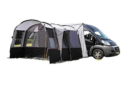 Eurotrail Zelte Vorzelte für Wohnwagen Silverstone incl.Vordach Neu im Sortiment ETTE0661