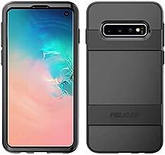 Pelican Samsung Galaxy S10+ Case - Voyager (Black)