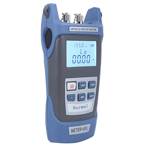 Probadores eléctricos, Medidor de potencia óptica, Localizador visual de fallas, Probador de...