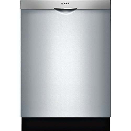 Bosch SHS863WD5N 300 Series Built In Dishwasher with 5 Wash Cycles, 16...