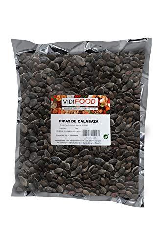 Semillas de Calabaza - 1kg - Snack Rápido Saludable - Pelado Crudo y Listo Para Comer