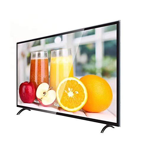 LTINN Geführte gekrümmte 4K-HD-Fernseher kann als Computermonitor verwendet Werden Die interaktive 64-Bit-Smart-Chip-Surround-Sound-Bildschirmbedienung mit Mehreren Bildschirmen ist bequemer
