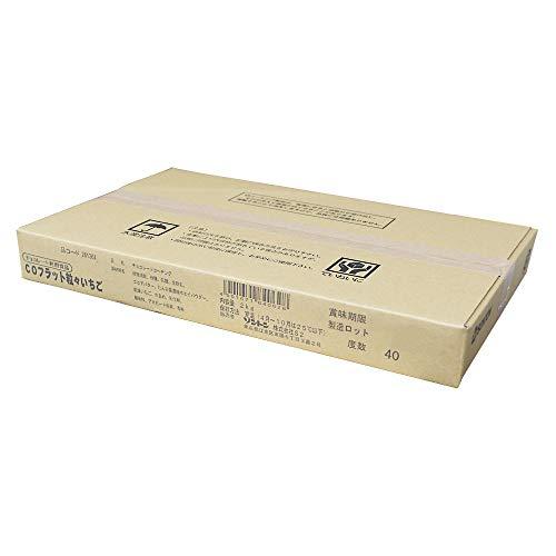 コーティング用チョコ COフラット粒々いちご 業務用 2kg_