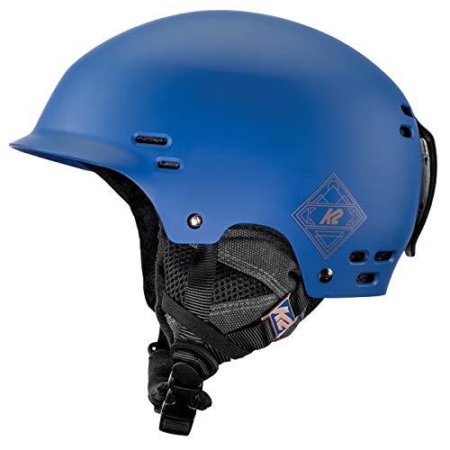 K2 Skis Herren Thrive Midnight Blue Skihelm, blau, M