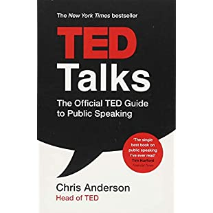 TED Talks The official TED guide to public speaking:Enlaweb