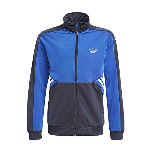 adidas Track Top Suter Pulver, Team Royal Blue/Legend Ink, 11 años Unisex niños