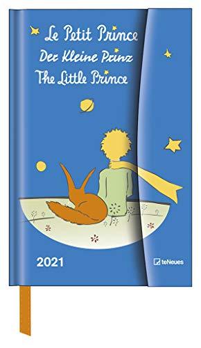 Der Kleine Prinz 2021 - Diary - Buchkalender - Taschenkalender - 10x15: Magneto Diary