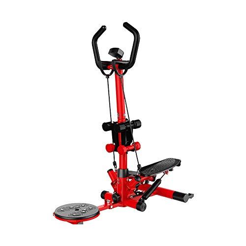 WSD LKNJLL Vertikal Climber Home Gym Übung Folding Kletter Maschine Heimtrainer for Heimkörpertrainer Stepper Cardio Workout Trainings Non-Stick Griffe Beine Arme Abs Kalb