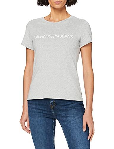 Calvin Klein J20J207879 Camiseta, 038, S para Mujer
