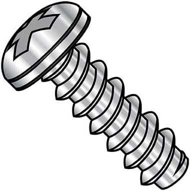 10-16X1 2 Phillips Pan Sales results No. 1 Self Tapping Fully Max 57% OFF Screw B Threaded Type