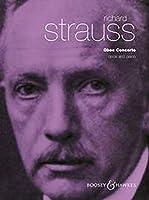 シュトラウス, R.: オーボエ協奏曲 ニ長調/ブージー & ホークス社/ロンドン/オーボエとピアノ