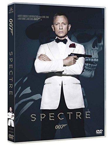 Twentieth Century Fox H.E. Dvd 007 spectre by christoph waltz