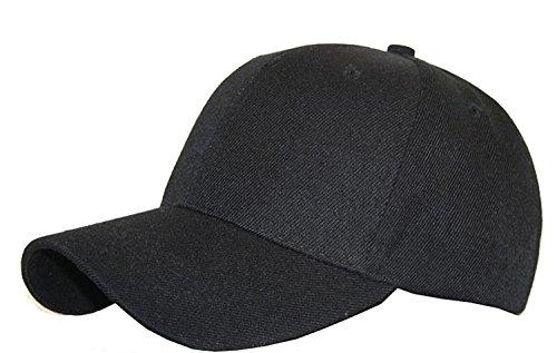 Black Baseball Cap by VIZ