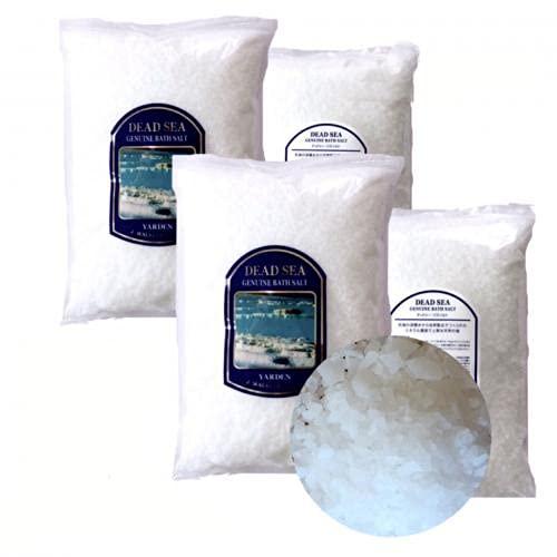 デッドシー・バスソルト 10kg(約100回分)【DEAD SEA BATH SALT】死海の塩/入浴剤(入浴用化粧品)【正規販売店】