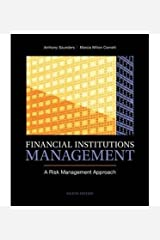 [(Financial Institutions Management: A Risk Management Approach )] [Author: Anthony Saunders] [Oct-2013] Hardcover
