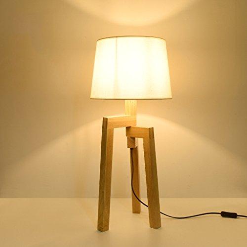 *Tafellamp houten tafellamp, houten staande lamp, woonkamer slaapkamer bedkant houten tafellamp, houten tafellamp, houten tafellamp, tafellamp, tafellamp voor op het statief