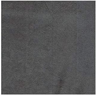Mybecca Charcoal Suede Microsuede Fabric Upholstery Drapery Fabric (1 yard)