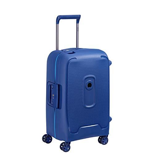 DELSEY PARIS Moncey Valise, 55 cm, 45 L, Bleu