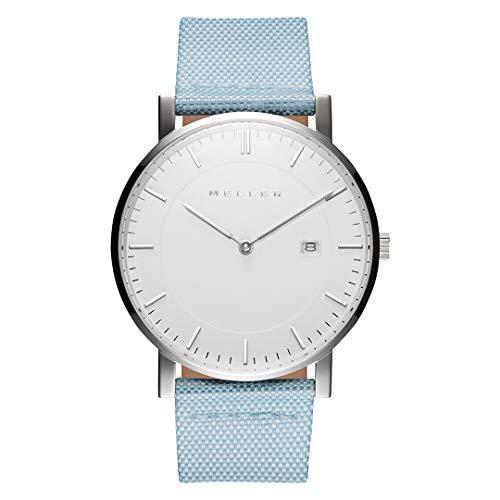 Meller - Astar Dag Sky - Reloj analógico minimalista unisex