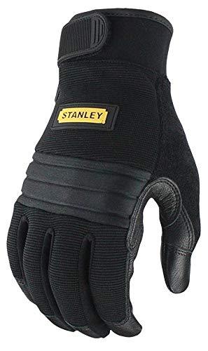 Stanley 98386 - Guante antivibraciones (talla 10)