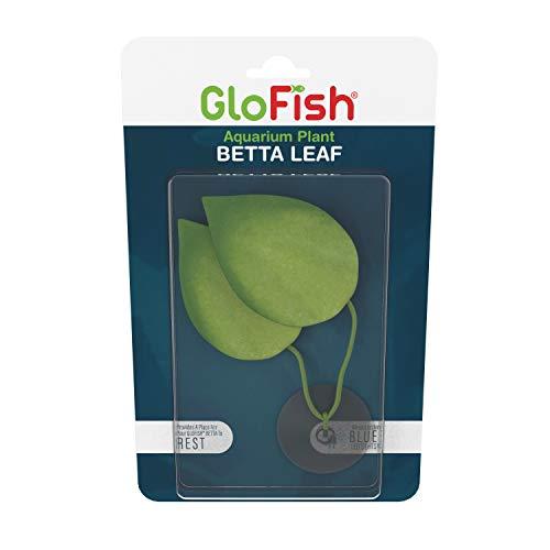 GloFish Betta Leaf, Ornamental Decoration for Tropical Freshwater Betta Aquariums