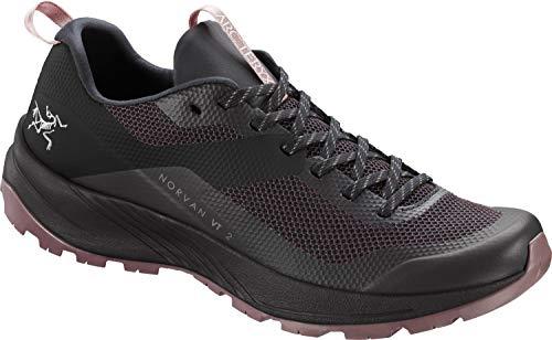 Arc'teryx Norvan VT 2 Shoe Women's | Trail Running Shoe | Black/Gravity, 5.5