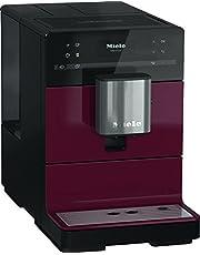 Miele CM 5300 RO tam otomatik kahve makinesi, kırmızı, 1,3 litre, 220 Watt