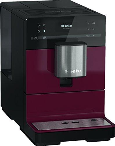 Miele cafetera eléctrica cm 5300Ro rojo 1,3litro 220Watt