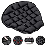 CICMOD Motorcycle Seat Cushion Air Fillable Seat Pad...