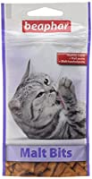 Fresh and tasty Cat treat Packed in special conditioned pouches Cat's love them Filled with malt hairball paste