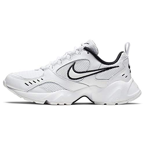 Nike Air Heights, Zapatillas de Trail Running para Mujer, Blanco (White/White/Black 102), 38 EU