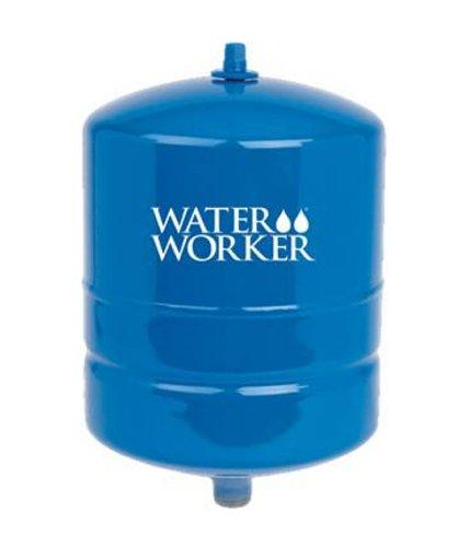 WaterWorker HT-2B Water Worker Vertical Pre-Charged Well Tank, 20 Gal, 3/4 In Mnpt, 100 Psi, Steel, 2-Gallon
