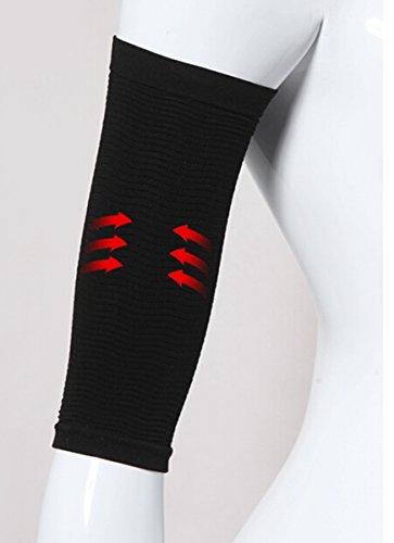 Aivtalk Damen Arm Hülse Elastisch Kompresion Arm Gürtel Band für Arm Former Slimming Shaper Schlank Abnehmen - 5