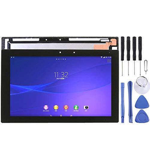 WANGZHEXIA Display LCD Touch Digitizer Deplacement Schermo LCD e digitalizzatore assemblaggio Completo per Tablet Sony Xperia Z2 LTE