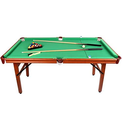 Umi. Essentials Klappbar Pooltisch Billiardtisch Snooker Tischspiel