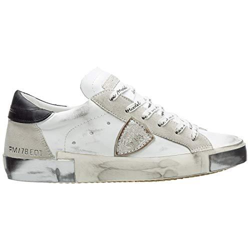 Philippe Model Damen Paris Sneaker Bianco 40 EU