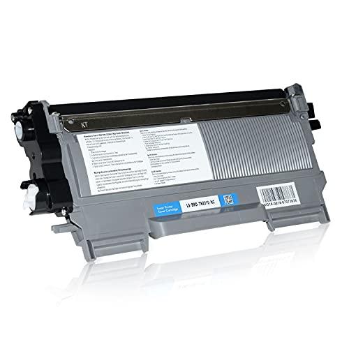 Logic-Seek Toner kompatibel für TN-2010 XL DCP-7055 7057 W HL-2130 2132 R W