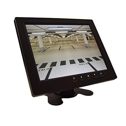 8 Pulgadas CCTV LCD Monitor IPS Pantalla 4:3 VGA HDMI AV BNC...