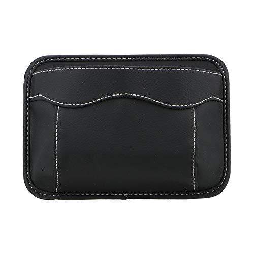 4YANG Autositz Taschen Autotaschen, langlebige Auto Console Side Organizer, Autositze Gap Filler Autos Aufbewahrungsbox, für Handys Schlüssel Karten Brieftaschen Münzen