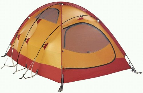 Marmot Thor 2-Persons Tent, Orange, One