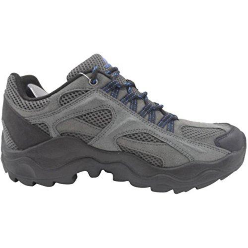 Ozark Trail Men's Hikers Sport Low Shoes, Charcoal (8.5 US / 26.5 MEX)