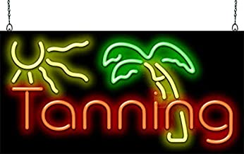 Best tanning neon sign Reviews