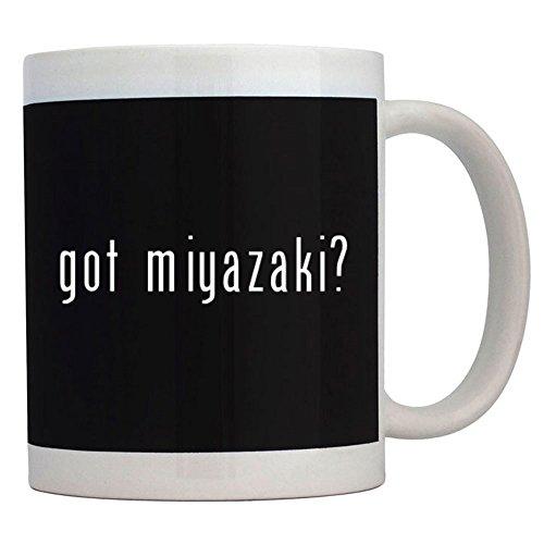 Teeburon Got Miyazaki? Taza