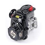 Likecom Motor de 45 cm3 de un solo cilindro de 2 tiempos y 4,35 CV con arranque fácil para Rovan...