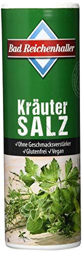 Bad Reichenhaller Kräuter Jodsalz 300 g, 1er Pack (1 x 0.3 kg)