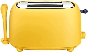 Totasters 2 grille-pain de tranche avec machine à sandwich à grande ascenseur Machine de petit-déjeuner à la maison avec c...