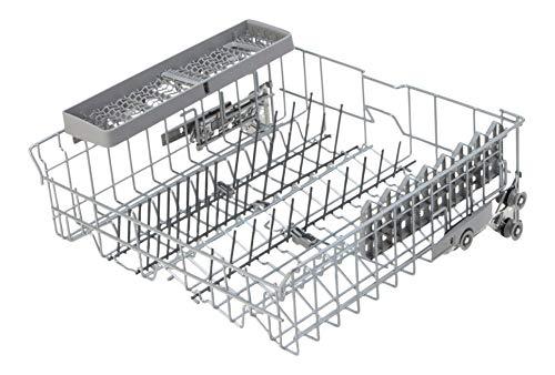 DREHFLEX –Geschirrkorb/Korb für diverse Spülmaschinen aus dem Hause Bosch/Siemens/Neff/Constructa - passt für Teile-Nr. 00770441/770441 auch für 685076/00685076