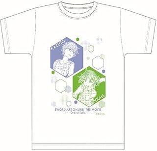 「ソードアート・オンライン -オーディナル・スケール」 Tシャツ A 和人&直葉