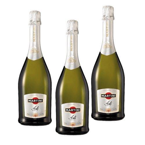 Martini Asti - Vino Espumoso - 3 Botellas