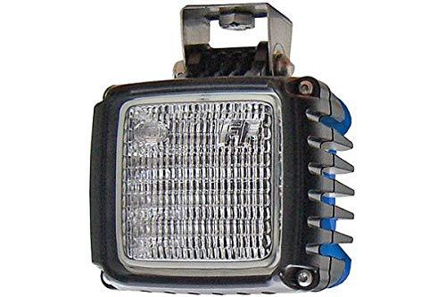 Preisvergleich Produktbild HELLA 1GB 996 386-021 Arbeitsscheinwerfer Oval 90 LED für weitreichende Ausleuchtung,  Anbau,  12V / 24V,  28W